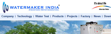 Watermaker india